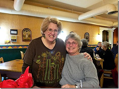 Original Mexican Cafe Linda and Jan