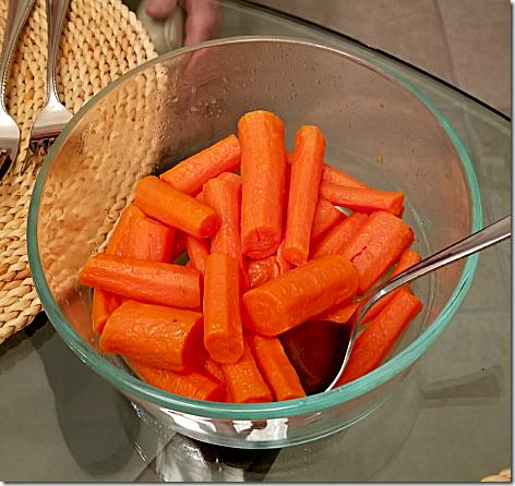 Barbara's Carrots