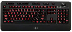 Azio Lighted Keyboard