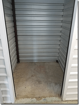 Extra Space Storage Room