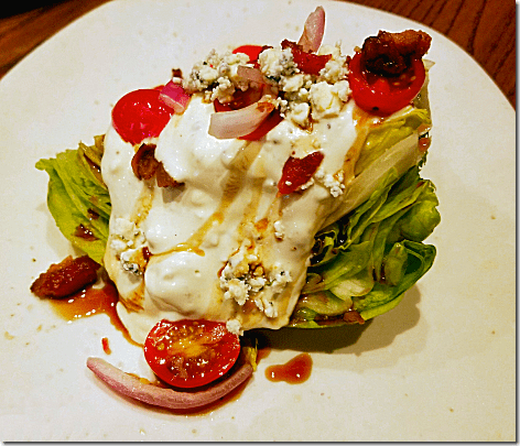 Outback Wedge Salad