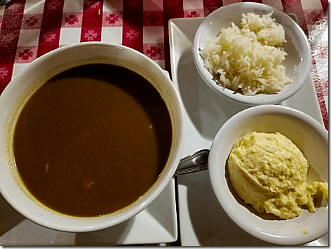 Pont Breaux Seafood Gumbo