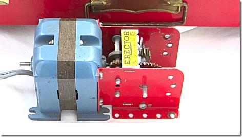 Erector Set Motor