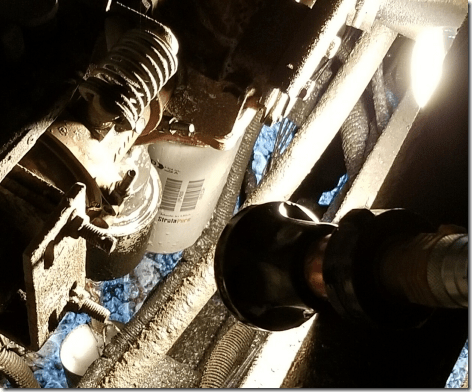 Rig Engine Cleaning 2