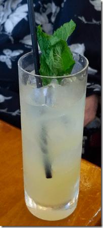 Saltgrass Ginger Peach Lemonade