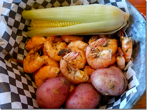 Seafood Shack Shrimp Lovers Bucket