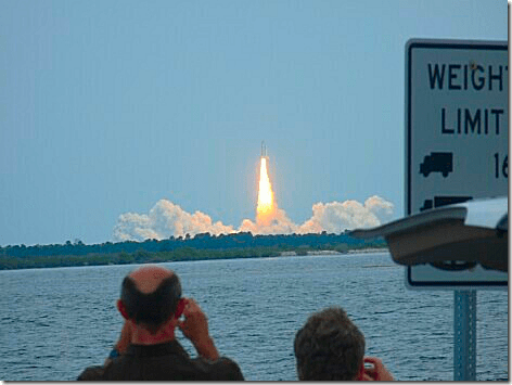 Shuttle Launch 2009 -1