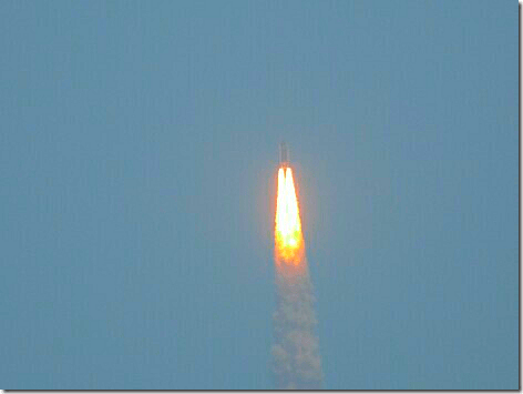 Shuttle Launch 2009 -2