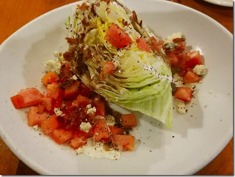 Saltgrass Kemah Wedge Salad