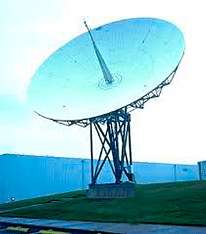 Scientific Atlanta 10m Dish