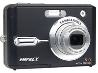 Emprex 5.0 MegaPixel Backup Camera