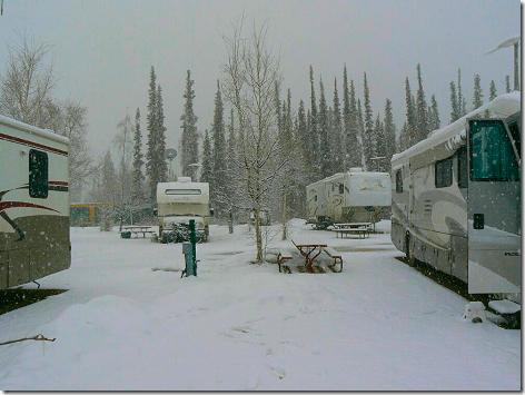 AK Snow