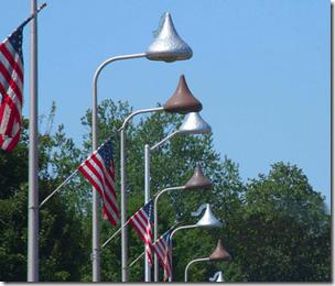 Hershey PA Streetlights