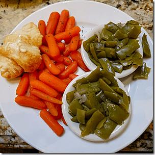 Cheddar's Veggie Plate 3