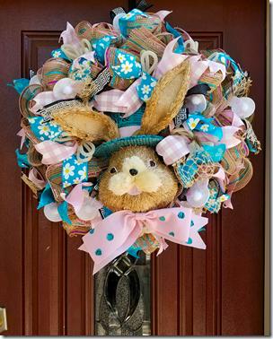 Brandi's Easter Wreath