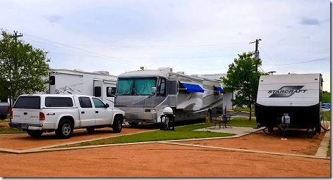 Granite Rock RV Park 1