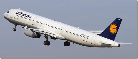 Lufthansa A321-200