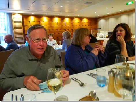Skirnir Dinner Group