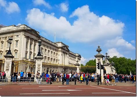 London Total Tour Buckingham Palace