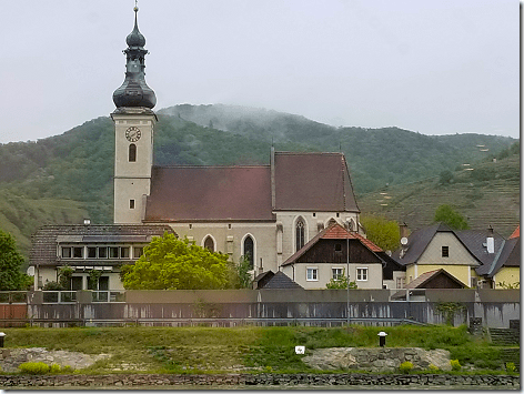 Melk- Vienna To Melk Church 2