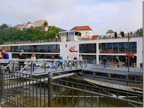 Passau Gangplank