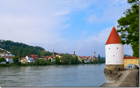 Passau Salt Tower