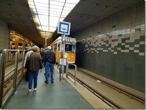 Tram To Grand Market