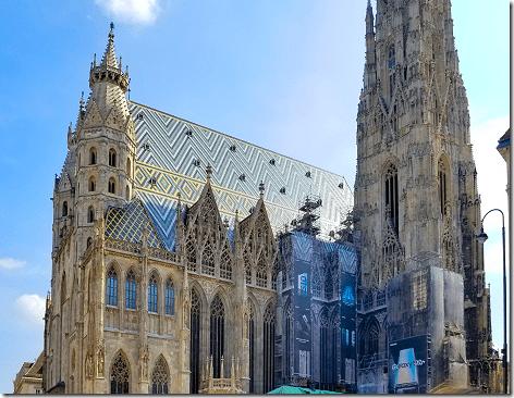Vienna St Stephens 1