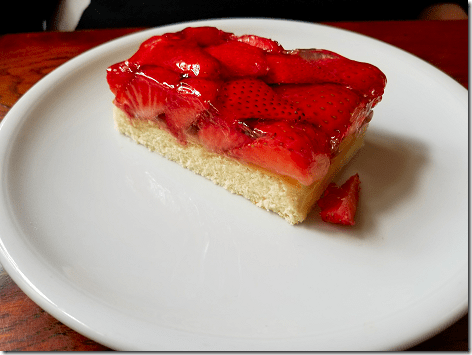 Bamberg Strawberry Shortcake