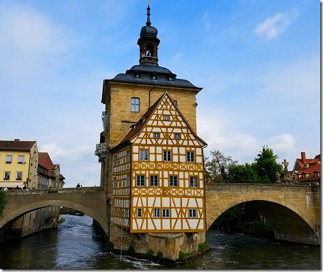 Bamberg Town Hall 1
