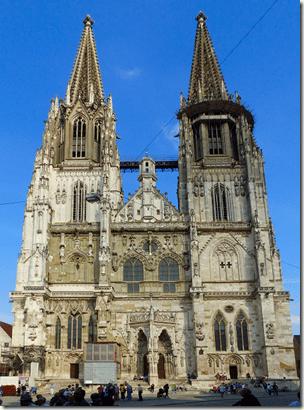 Regensburg Cathedral 1