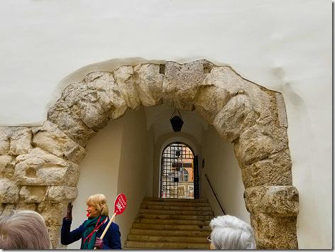 Regensburg Roman Arch