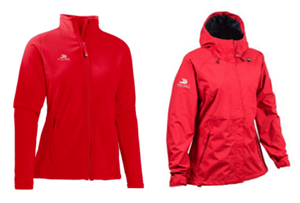 Viking Cruise Jackets