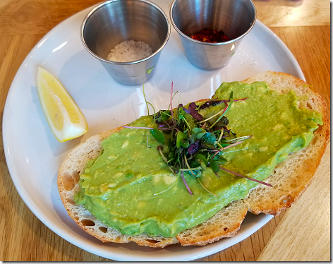 Magnolia Table Avocado Toast