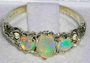 Jan's Lost Opal Ring