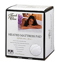 Touch of Class Heated Mattress Pad 3