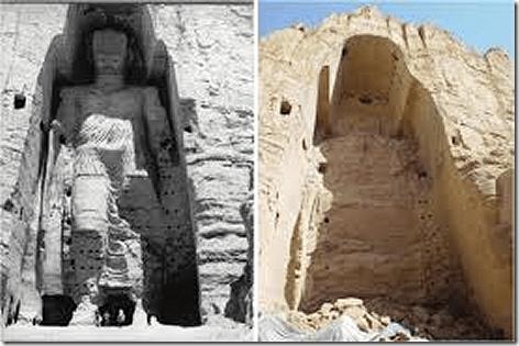 Taliban Buddha Statues