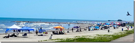 Galveston Beach 1