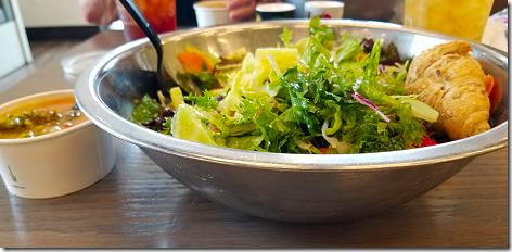 Salata Bowl and Soup 2