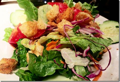 Pappadeaux House Salad