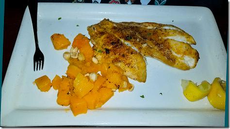 Pappadeaux Redfish