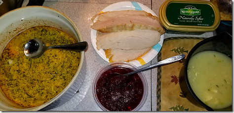 Thanksgiving 2020 Turkey and Dressing