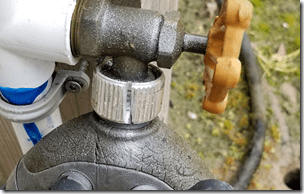Outside Faucet Repair 2