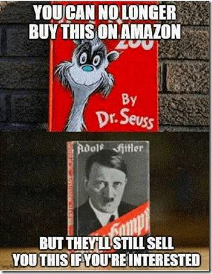 Amazon Seuss Hitler