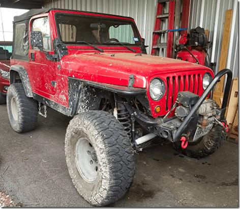Chris' Jeep 2
