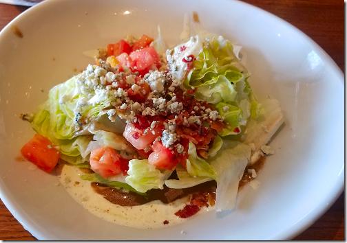 Saltgrass Wedge Salad 20210509