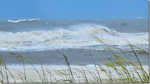 Gulf Shores Waves 1