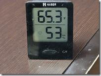 La Quinta Brandon Thermometer