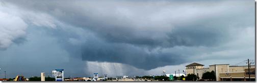 Webster Trip End Rain Storm