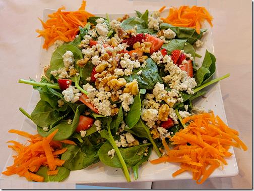 Astor FTT Jan's Strawberry Chicken Salad